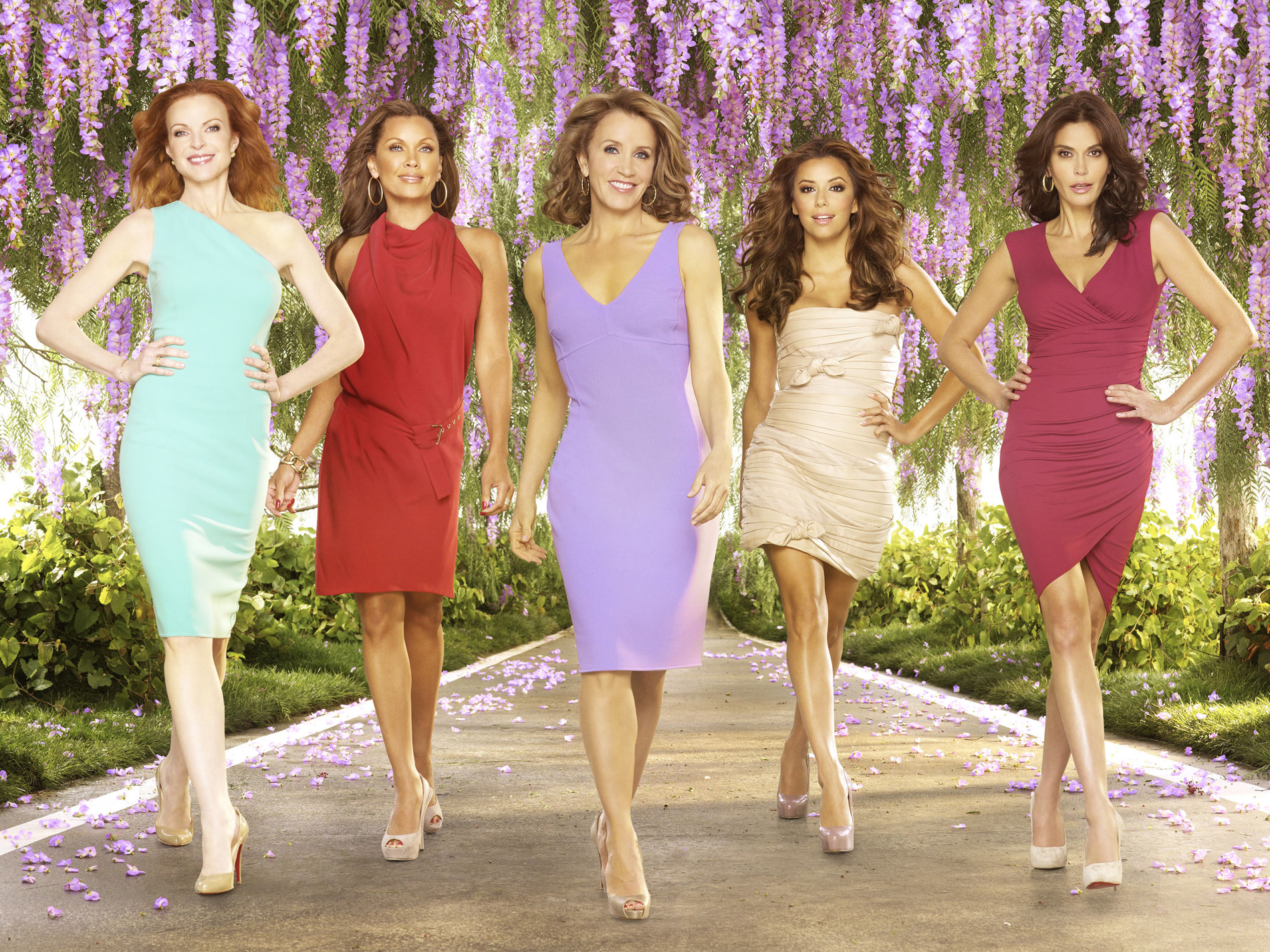 Desperate Housewives – a última vez